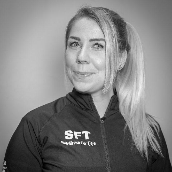 Mia Mattsson Självförsvar för tjejer